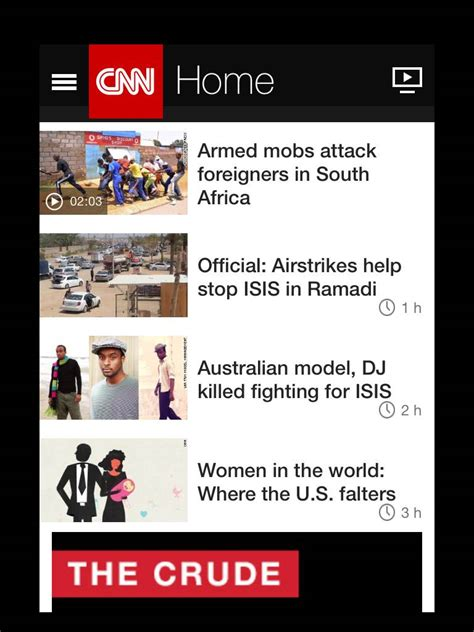 cnn mobile news on mobile platforms trends and best practices