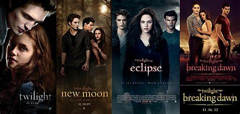 twilight series 1 the twilight saga five marathon is coming to theaters