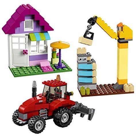 Mainan Lego 1 Set Dalam Box jual lego 10697 classic xxxl box 1500 pieces jabrick