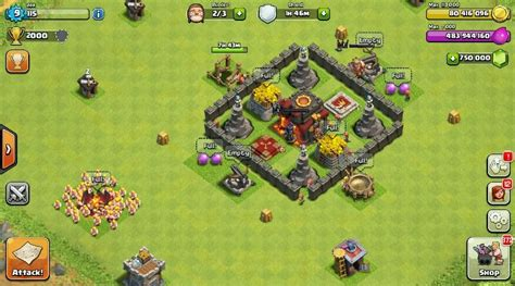 mod game clash of clan ios clash of clans unlimited mod is here android ios