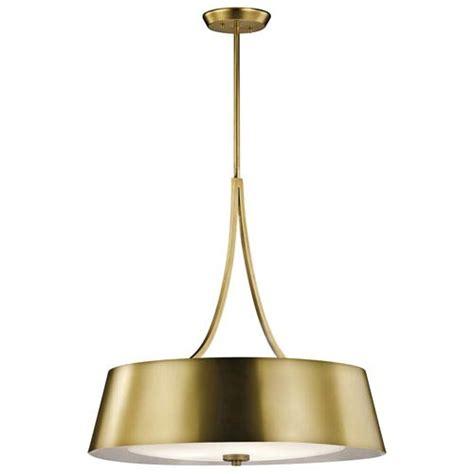 kichler lighting pendants kichler drum pendant bellacor