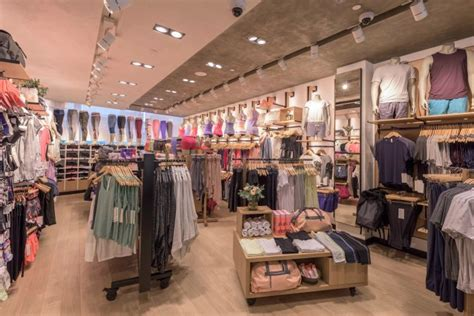 Top Online Home Decor Sites by Lululemon Opens First Store In Ifc Hong Kong Butterboom