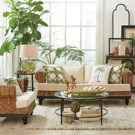 tropical living room furniture 25 best ideas about tropical living rooms on pinterest