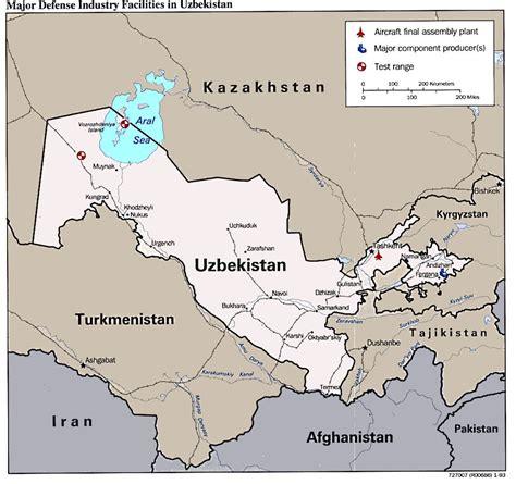uzbekistan world map uzbekistan maps