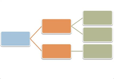 flow chart template    documents   excel