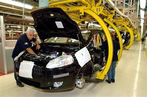 automobilistiche giapponesi fatturato industria peggior calo dal 2009 liguria
