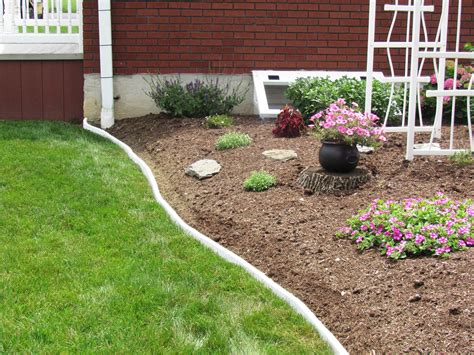Landscape Edging White Lawn Edging Images