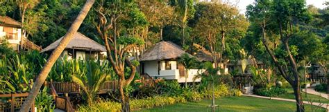 le vimarn cottages spa a kuoni hotel in koh samet