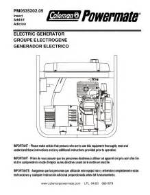 search coleman powermate 400 watt power inverter fault problem user manuals manualsonline