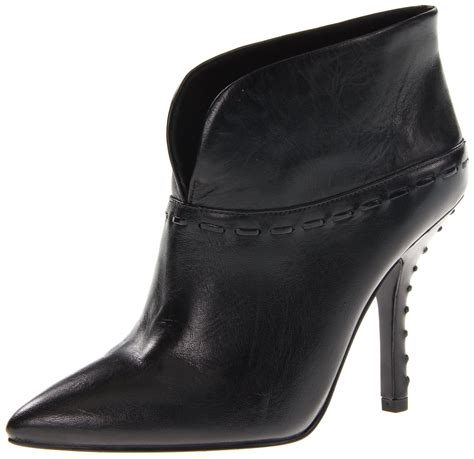 nine west nine west womens beenthinkn ankle boot in black