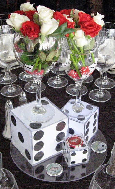 Jegas Ideas On Pinterest Vegas Theme Casino Party And Vegas Themed Centerpieces