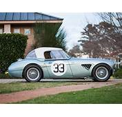 1967 Austin Healey 3000 Rally Car MkIII Classic Race