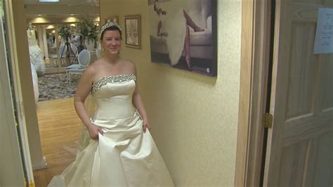 Free dresses for military brides to be   YouTube