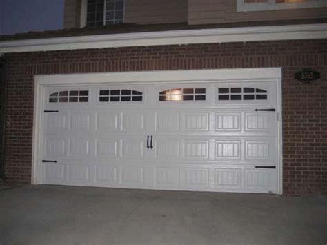 luxury garage doors