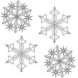 snowflake coloring pages snowflakes coloring page coloring home