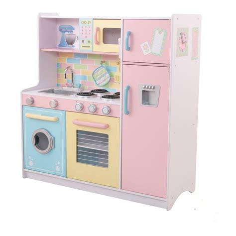Kitchen Set Pink walmart kidkraft retro kitchen set pink play sets to kidkraft vintage kitchen in pink to