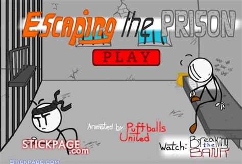 Escape The Room Unblocked by Escaping The Prison Stickman Unblocked