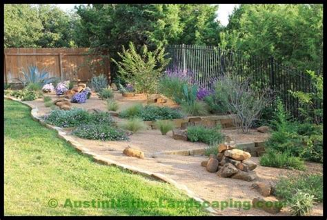 austin backyard design native plants design austin city of austin landscape