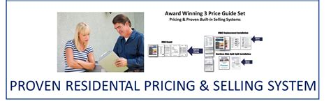 service guide residential comfort systems growmyhvac com flat rate hvac repair pricing training