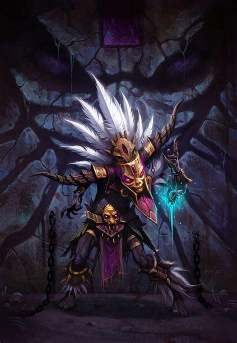 how diablo became spirit books diablo 3 witch doctor minecraft skin