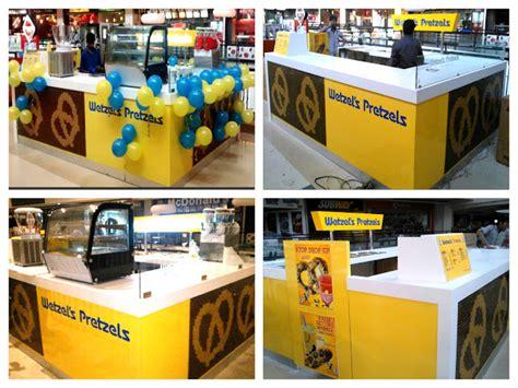 Aneka Booth Makanan Minuman jasa pembuatan booth stand display toko