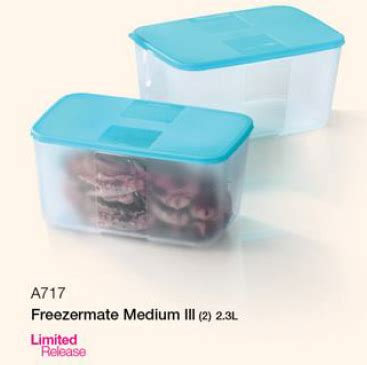 Freezer Mate tupperware special sale myhehehahashop mhs