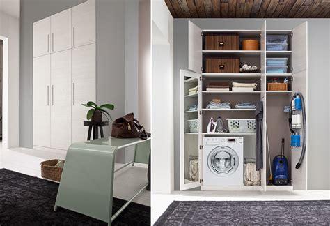 blob mobili armadio lavanderia con spazio lavatrice 100cm mastella s