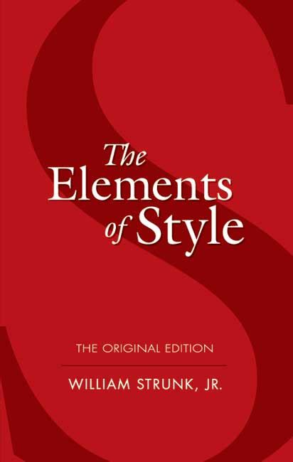 the elements of style ebook by william strunk jr 11 books to help you reinvent yourself this spring off