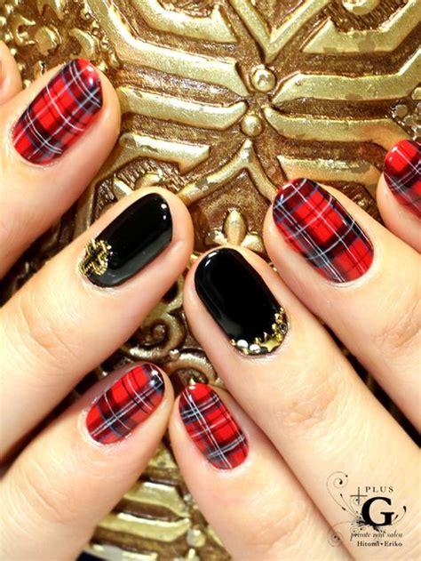 nail art tartan tutorial 2231 best celtic fashion images on pinterest tartan