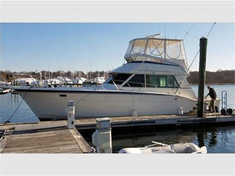 used boats for sale ta bay area 1983 hatteras 6v92 ta 43 foot 1983 hatteras motor boat