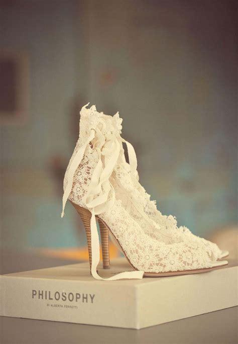 Hochzeitsschuhe Spitze by 1000 Ideen Zu Hochzeitsschuhe Auf Brautschuhe