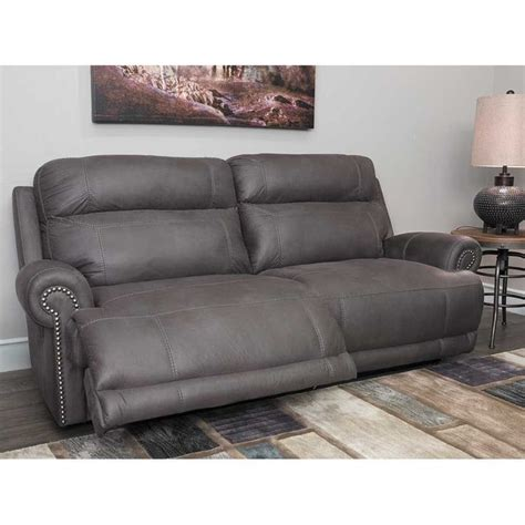 gray sectional sofa with recliner gray recliner sofa park city dual reclining sofa gray