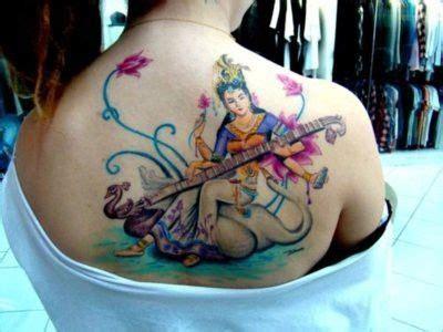 saraswati tattoo designs saraswati by germex73 and henna