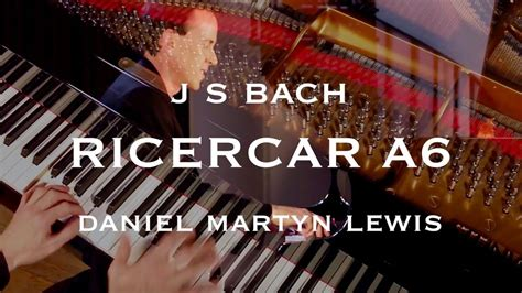 j s bach ricercar a 6 the musical j s bach ricercar a 6 from the musical offering bwv 1079