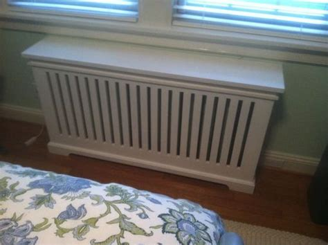 Handmade Radiator Covers - made radiator covers by grant kistler designs