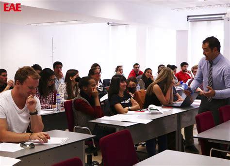 Eae Business School Mba by Alumnos De La Universidad Iscte De Lisboa Llegan A Eae