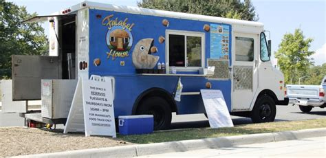 falafel house falafel house food truck brings diversity to dining fourth estate