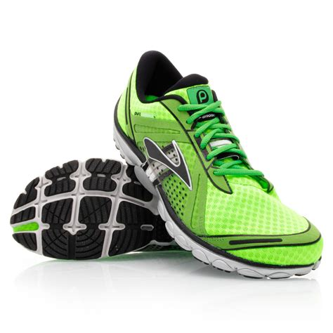 purecadence running shoes 54 purecadence mens running shoes green