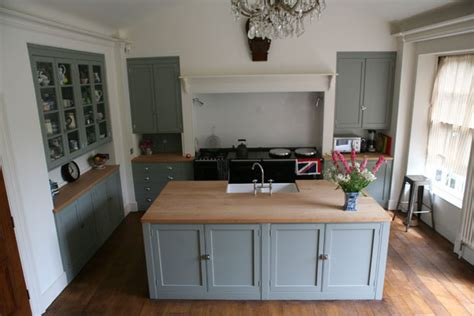 Open Plan Kitchen Design Handpainted Georgian Kitchen 187 Kitchens 187 Home