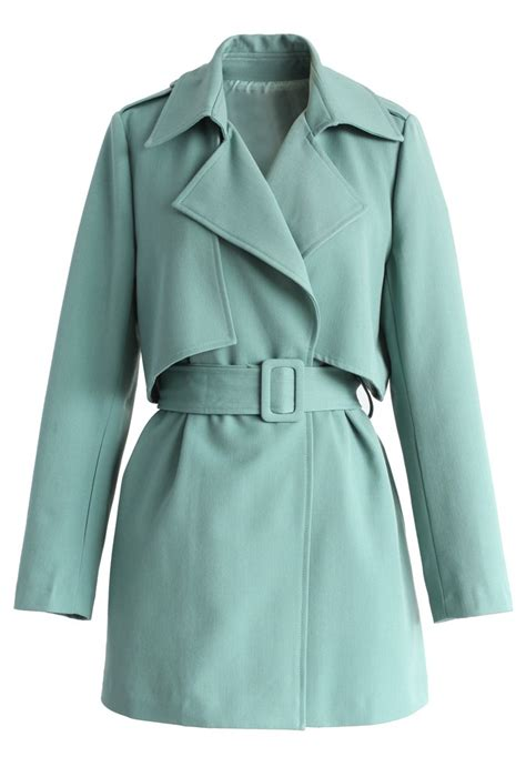 Timeless Trench Coats the best of timeless trench coat in teal retro