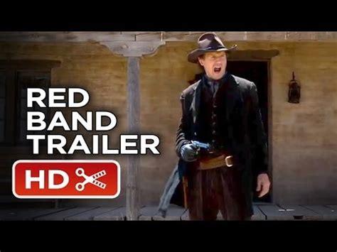 film jigsaw mostenirea a million ways to die in the west trailer