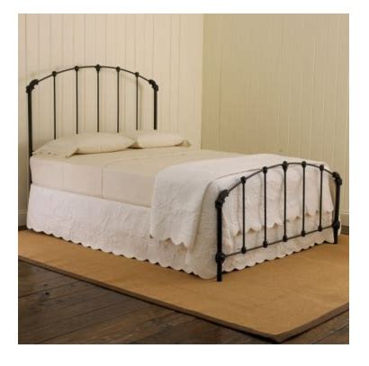 rod iron bed frame wrought iron bed frame home pinterest