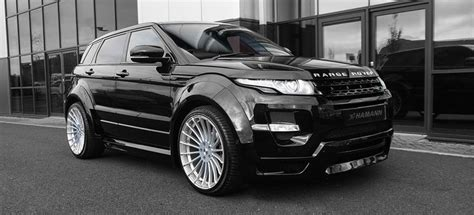 customized range rover evoque rangerover evoque by hamann 5 door widebody tuning