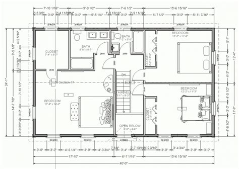 house plans cost large 2 bedroom house plans hacienda