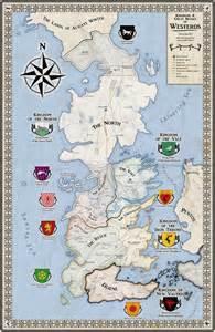 us map of thrones alternative map of westeros of thrones by zalringda
