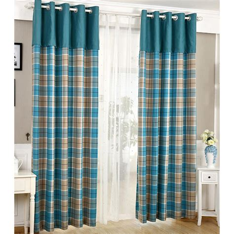 Ballard Design Outlet plaid curtains choose them wisely bangaki
