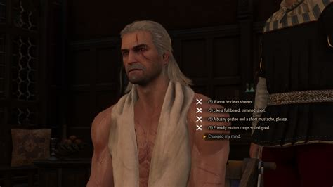 witcher 2 hairstyles the witcher 3 guide on all hair beard styles and where to
