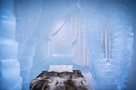 designboom icehotel inside the art suites at the 25th icehotel in jukkasj 228 rvi