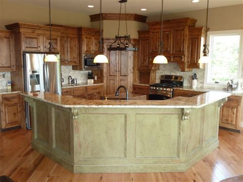 kitchen islands with bar kitchens cerretti construction