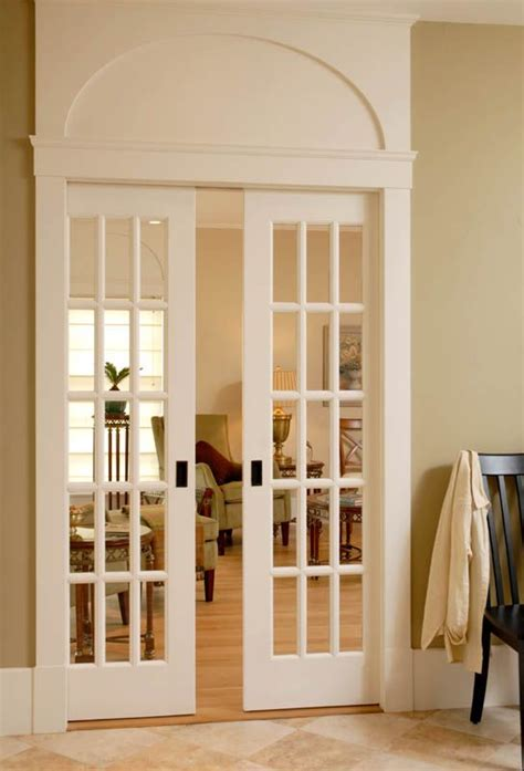 Perfect Sliding French Pocket Doors and The 25 Best